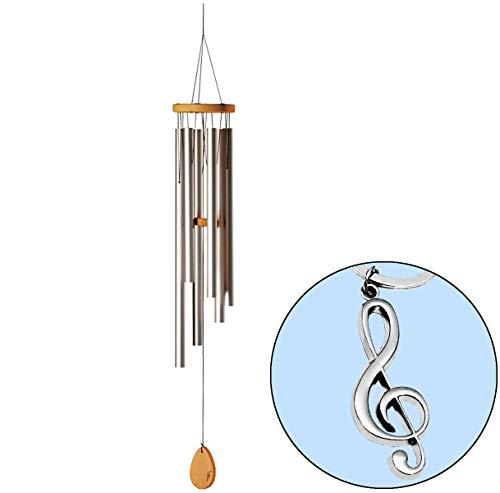 Schlagwerk CH350M Windspel Wind Chimes + Keepdrum muzieksleutel hanger