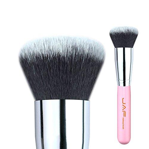 Pinceaux de maquillage Détail 18SSYM Champignon Forme Kabuki Brosse for Maquillage Liquide Fondation Crème Make Up Brosse Doux Synthétique Taklon Cheveux Brosses et outils de maquillage des yeux