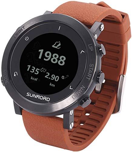 ZHICHUAN Exquisito Reloj Deportivo Al Aire Libre Reloj Bluetooth Smart Watch 50M Impermeable Stepper Calories Contadores de Calcetines Caucho Moda