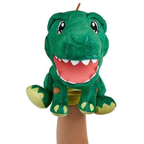 Wow Wee Marioneta de Mano Peluche con Sonido Alive Jr Dinosaur Durpy (WowWee 9925)
