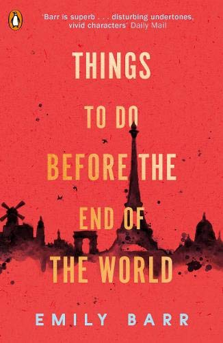 Things to Do Before the End of the World cover art