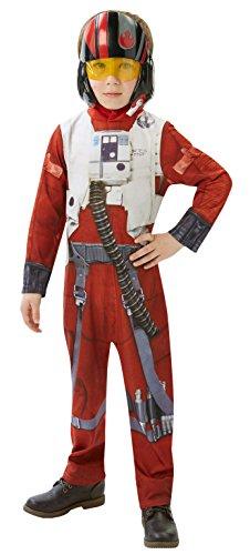 Star Wars VII - St-620264m - Déguisement Classique - Hero Battler - Taille M