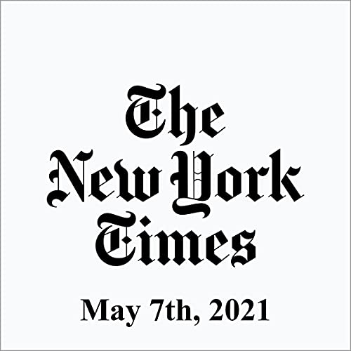 May 7, 2021 Audiobook By The New York Times cover art