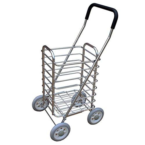 DS TrolleyⓇ Carrito de la carretilla de la aleación de aluminio Carro...