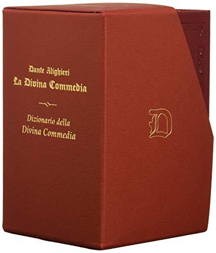 La Divina commedia-Dizionario della Divina Commedia