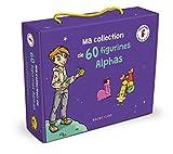 Ma collection de 60 figurines Alphas - Nouvelle édition