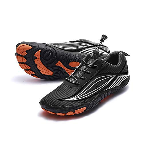 GaraTia Mens Minimalist Trail Runner Womens Barefoot Lightweight Cross Trainers Hiking Shoes