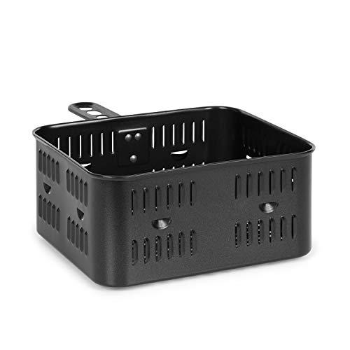 KLARSTEIN AeroVital Cube Chef - Friggitrice ad Aria, Accessorio: Cestello per Friggere, Acciaio Inox