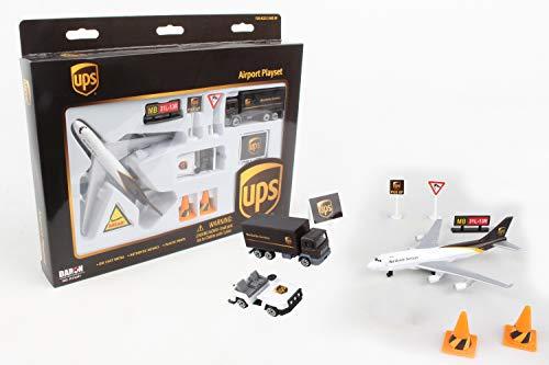 Daron UPS Airport Playset