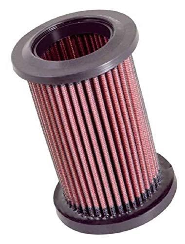 K&N Engine Air Filter: High Performance, Premium, Powersport Air Filter: 2006-2019 DUCATI(Hypermotard, SP, Monster 1200, 25th Anniversario, Stealth, Scrambler, Cafe Racer, other select models) DU-1006