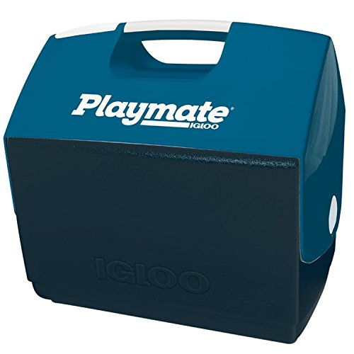 Igloo Playmate Ultra Elite Cooler-Blue White/Teal White, Gray
