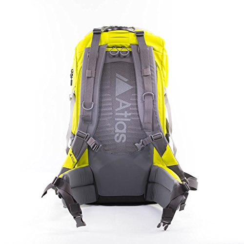 Atlas Athlete Camera Pack (Medium/Yellow) Award Winning Camera Backpacks