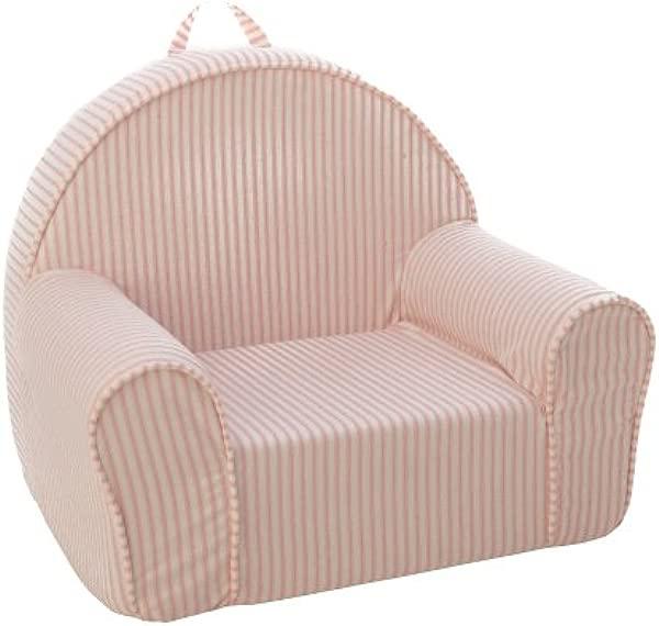Fun Furnishings My First Chair Pink Stripe