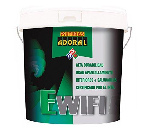 Adoral - Pintura AntiRadiaciones EWIFI 750 ml. Revestimiento electro-conductor ideal para la...