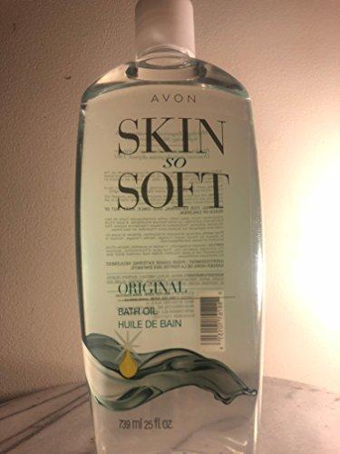AVON Skin So Soft Original Bath Oil…