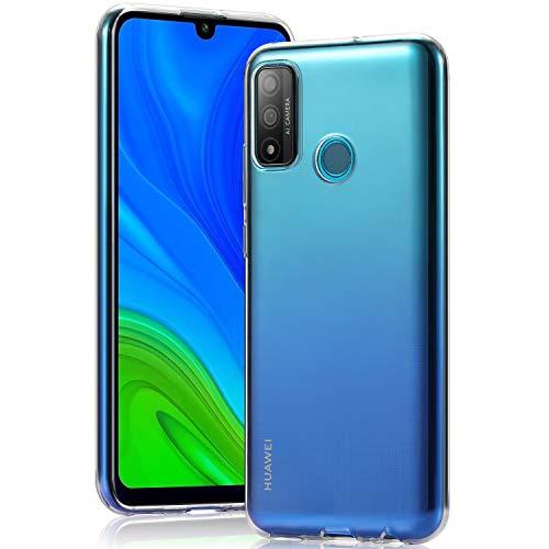 Wonanse Cover per Huawei P Smart 2020 Custodia, [Anti-Giallo] [Ultra Sottile] [Cristallino] [Antiurto] [Protezione da Caduta] Morbida in Silicone TPU Custodia per Huawei P Smart 2020 – Trasparente