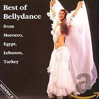 ベリーダンス ベスト盤 モロッコ、エジプト、レバノンのベリーダンス・ベスト (The Best of Bellydance from Morocco, Egypt, Lebanon...)