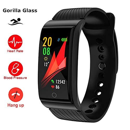 KDSFJIKUYB Smart Watch Outdoor Zwemmen Smart Horloge Bloeddruk Hartslagmeter Gezondheid Smartwatch App Run Voor Apple Xiaomi Huawei PK F5/enix Fit 3