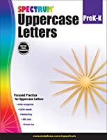 Uppercase Letters Pre - K (Spectrum)