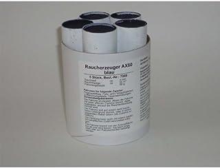 Rauchpatronen AX-60 blau 5 Stück