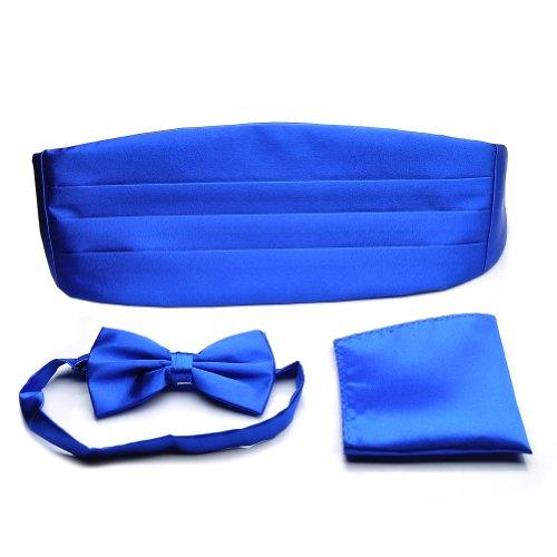 PenSee - Ceinture de smoking - - Uni Homme Bleu Bleu