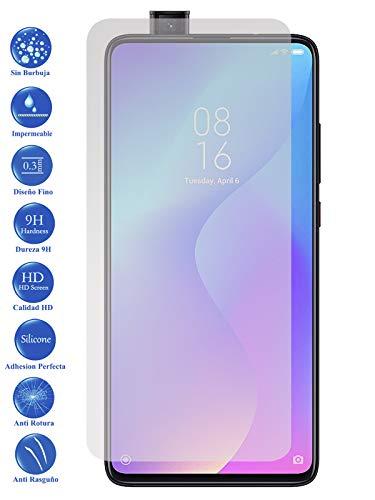 Todotumovil Protector de Pantalla Xiaomi Mi 9T Pro de Cristal Templado Vidrio 9H para movil