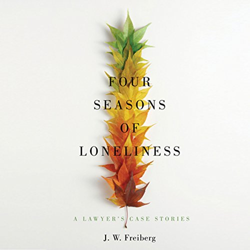 Four Seasons of Loneliness audiobook cover art