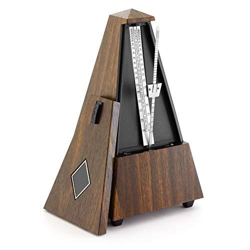 Theodore MET21-WD Metronom in Pyramidenform - Holz
