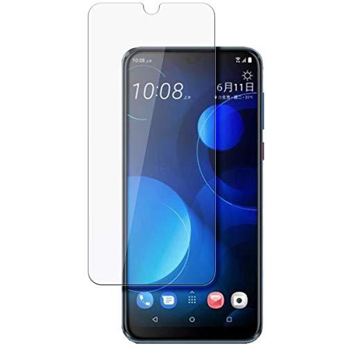 disGuard Schutzfolie für HTC Desire 19+ [2 Stück] Kristall-Klar, Bildschirmschutzfolie, Glasfolie, Panzerglas-Folie, Bildschirmschutz, extrem Kratzfest, Schutz vor Kratzer, transparent