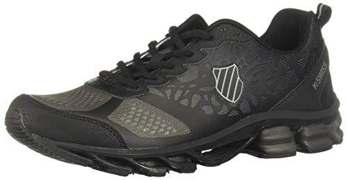 K-Swiss Tenis Nebula Zapatillas de Deporte Exterior para Hombre, Color Negro, 11