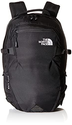 The North Face - Zaino Fall Line - Zaino Ultraleggero, Riflettente con Tasca per Laptop - Nero