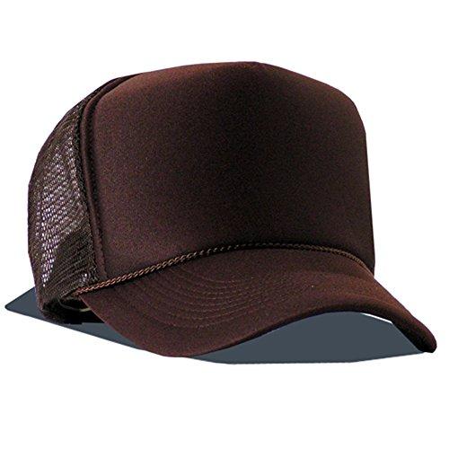 Bastart Caps - Casquette de Baseball - Homme Marron Marron Taille unique