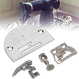 Prensatelas de aguja para máquina de coser, prensatelas de aguja, abrazadera de sierra, piezas de repuesto para la mayoría de máquinas de coser de tipo antiguo