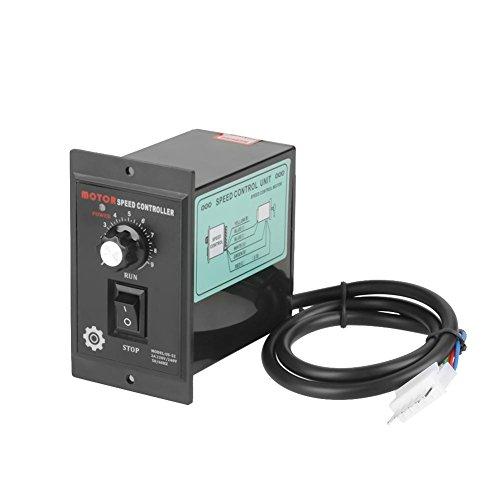 Hilitand Controlador de Velocidad del Motor, 400 W AC 220 V Interruptor...