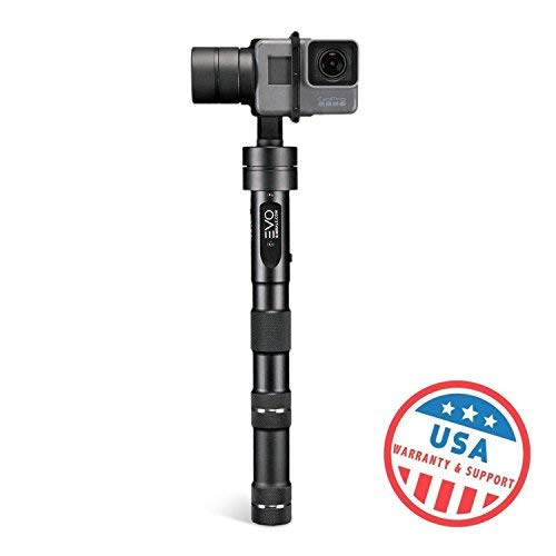EVO GP-PRO 3 Axis GoPro Gimbal for Hero4, Hero5, Hero6 or Hero7 Black, Garmin Virb Ultra30, Yi...