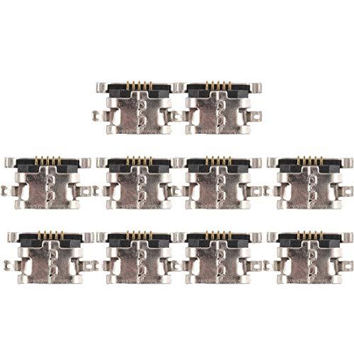 ZMD Aynn 10 PCS XIAO-MI REDMI 6 PRO / REDMI用ポートコネクタ注4 / REDMIノート4X / REDMI 4 Prime