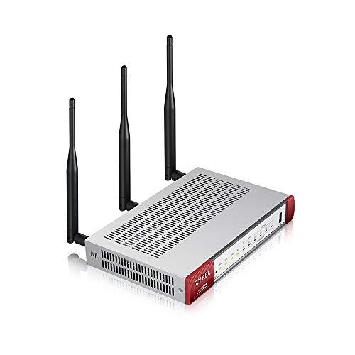 Zyxel ZyWALL 1 Gbit/s Wireless AC Advanced Threat Protection Firewall, Next Generation Firewall im Bundle mit Sicherheitslizenzdiensten für ein Jahr [ATP100W]