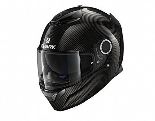 Shark casco de moto Spartan Carbon Skin dka, Negro, talla M