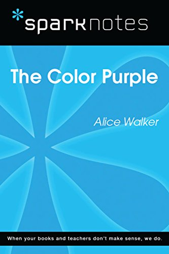 The Color Purple (SparkNotes Literature Guide) (SparkNotes Literature Guide Series) (English Edition)