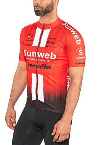 Craft Team Sunweb Replica SS Jersey Herren