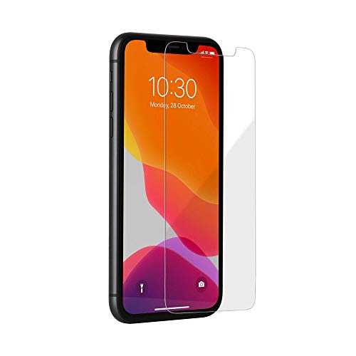 Native Union Shield Screen Protector - Crafted with Japanese Impact & Scratch Resistant Curved Edge Ultra Clear Tempered Glass - Compatible with iPhone 11 Pro Max/iPhone Xs Max