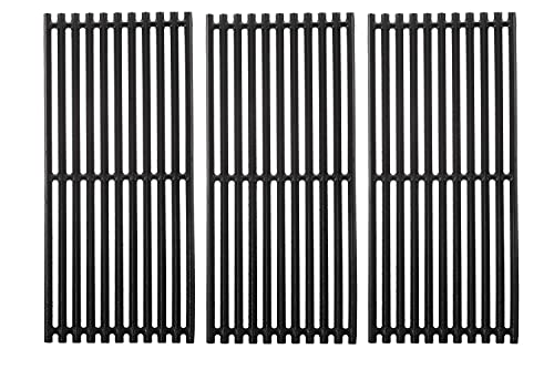 BBQ-PLUS Cooking Grates Replacement Parts for Charbroil Gas Grill Models G466-0025-W1A 463242515 466242515 466242615 463242516 463243016 463367516 463367016 466242516 466242616 463346017 463246018