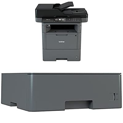 Brother MFCL6700DW Business Laser All-in-One with Advanced Duplex, Wireless Networking and Large Paper Capacity, Amazon Dash Replenishment Enabled
