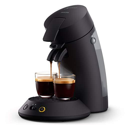 Philips Senseo Original Plus CSA210/60 - Cafetera de monodosis (selección de intensidad,...