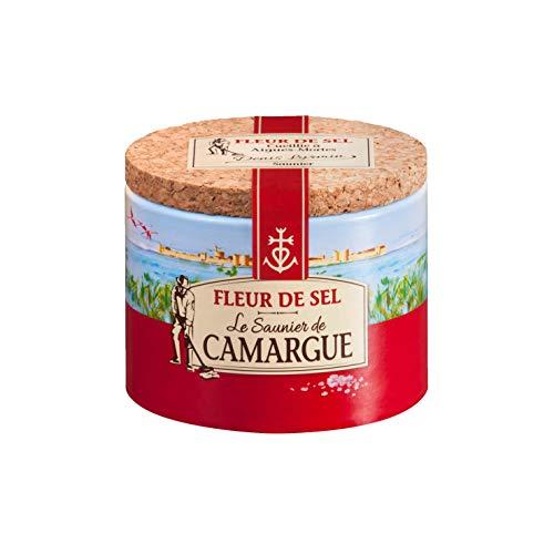 Le Saunier de Camargue Fleur de Sel , 2er Pack (2 x 125 g)