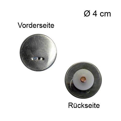 Messerverschluss für Ritter Allesschneider E 18 / E 19 / E 061 E 063 / AES 61S aus Metall Ø 4 cm/Multischneider/Ersatzteil