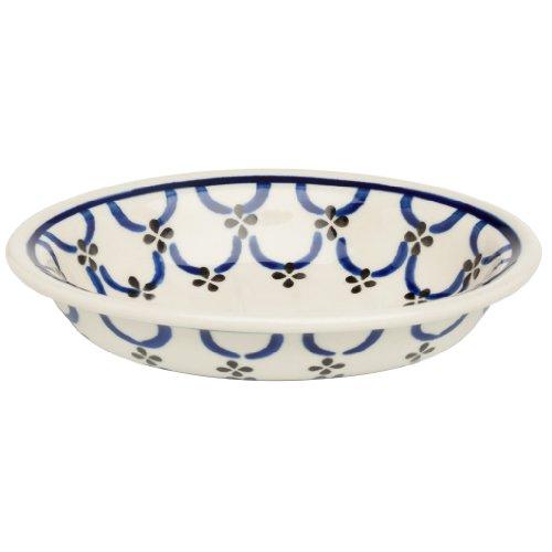 Bürstenhaus Redecker Keramik-Seifenschale Original Bunzlauer Keramik, handbemalt