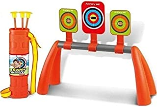Archery Set With Base And White Kingsport - Didactic Twist