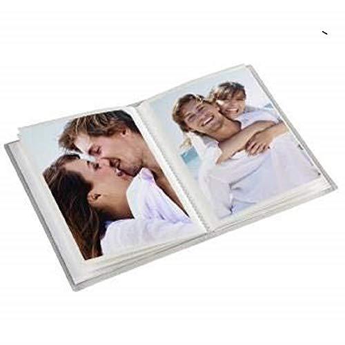 Hama Albums photos 'Summerly' (couverture souple, 24 pages pour 24 photos au format 10x15 cm par album, résistant, pour archiver avec des anecdotes, protège la photo, mini album) Multicolore