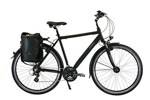 HAWK Trekking Gent Premium Plus (inkl. Tasche) (schwarz, 52 cm)